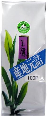 業務用三角ティーパック/玉露 3g×100個
