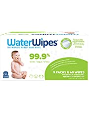 Waterwipes Hand Face Baby Wipes