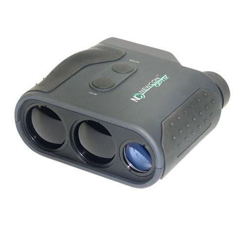 Newcon Optik LRM1500M Laser Range Finder Monocular with 1,600 Yard, 1,500 Meter Range by Newcon Optik