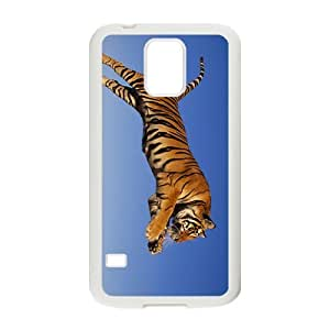 The Flying Tiger Hight Quality Plastic Case for Samsung Galaxy S5 by Maris's Diary