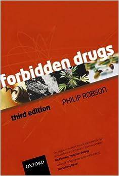 Book Forbidden Drugs