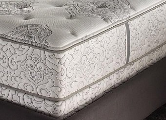 Lane Foldaway Guest Bed 2 Inch Plush Foam Mattress With