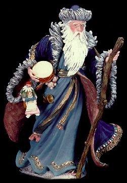 Duncan Royale ** Mongolian Asian Santa ** 1503 (Duncan Royale)