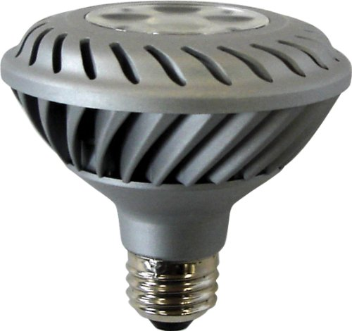 GE Lighting 61923 Energy Smart LED 10-Watt (50-watt replacement) 450-Lumen PAR30 Floodlight Bulb with Medium Base, 1-Pack -