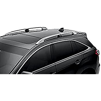 Amazoncom Genuine Acura Accessories LTXA Roof Rails - Acura rdx 2018 accessories