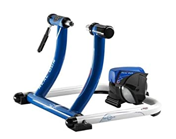 Elite realtour ritmo elastogel turbo trainer blue/blanco/azul: Amazon.es: Deportes y aire libre