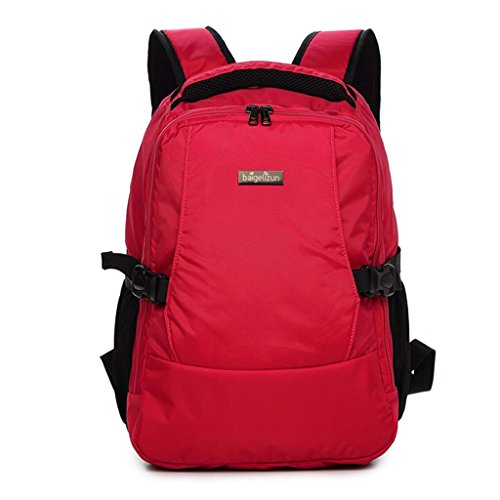 Mummy Bag Bolsa de hombro Mochila Multi-funcional de alta capacidad madre-bebé bolsa fuera Madre paquete para ser producido Paquete ( Color : C ) B