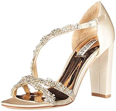 Badgley Mischka Women's Omega Heeled Sandal