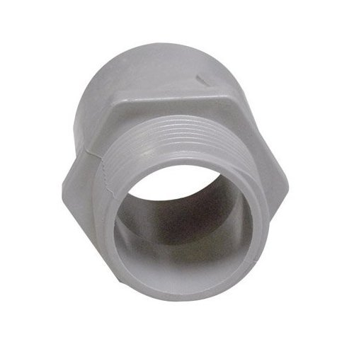 Cantex Pvc Male Terminal Adapter Threaded 1/2