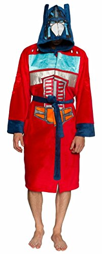 Transformers Optimus Prime Adult Costume Robe -
