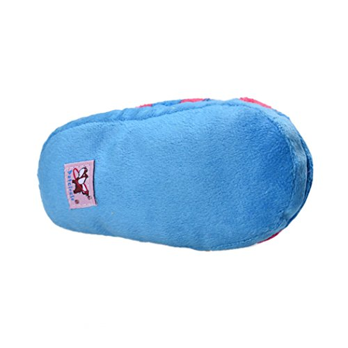 New Slippers Dog Squeaky son Pet Chew Toy Puppy Plush rrdwUgq8