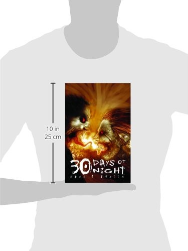 Eben And Stella (30 Days of Night, Book 7)
