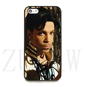 Prince Rogers Nelson signed HD image phone cases for iPhone 5/5s ( HD Hard Material)