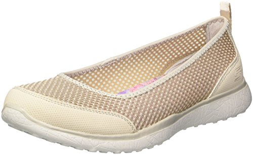 Mujer Look Sudden para Natural Skechers23555 Microburst qWU1WP
