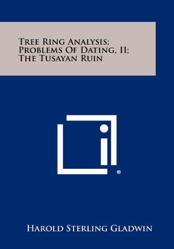 Tree Ring Analysis; Problems of Dating, II; The Tusayan Ruin