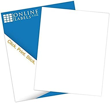 Decal Paper Sample Pack 4 Different Types