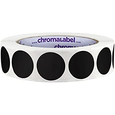 chromalabel-1-inch-color-code-dot