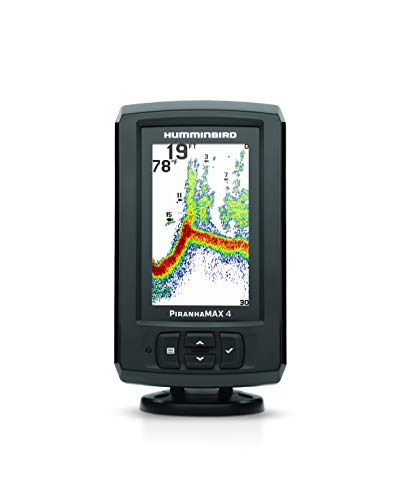 (Humminbird 410150-1 PiranhaMAX 4 Fish Finder)