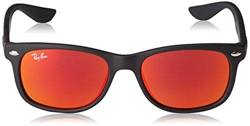 Ray-Ban - Lunettes , de soleil - 0RJ9052S Noir/Rouge multilayer