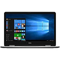 Dell 7000 Inspiron 2-in-1 17.3' Touch-Screen FHD IPS Laptop I7779-7045GRY-PUS, Intel Core i7-7500U, 16GB DDR4 RAM, NVIDIA GeForce 940MX 2GB, 512GB SSD, BT, HDMI, Backlit keyboard, Win10