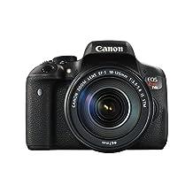 Canon Eos Rebel T6i 24.2 Megapixel Digital Slr Camera With Lens - 18 Mm - 135 Mm - 3 Touchscreen L