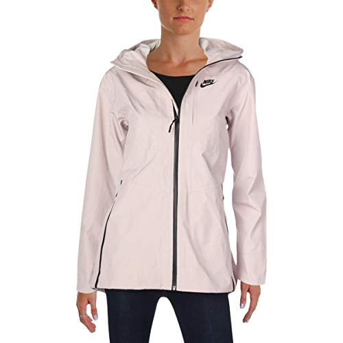 Nike Womens Winter Warm Raincoat Pink M