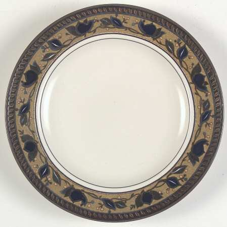 Mikasa Arabella Salad Plate, Fine China ()