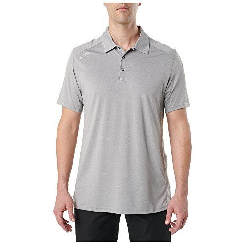 5.11 Tactical Men's Paramount Short Sleeve Polo Shirt, Wicking, Style 41221