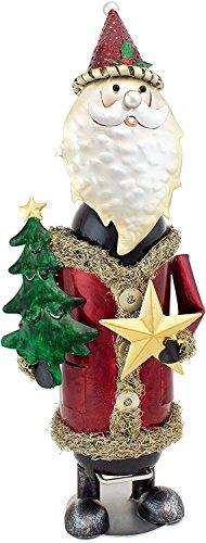 Santa Wine Bottle Holder (BRUBAKER Wine Bottle Holder