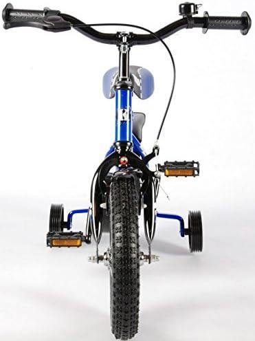 Bicicleta infantil canzona Hero 30.48 cm colour azul y negro de ...