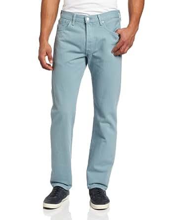 Levi's Men's 501 Original Fit Jean, Smokey Blue-Garment Dye, 29x30