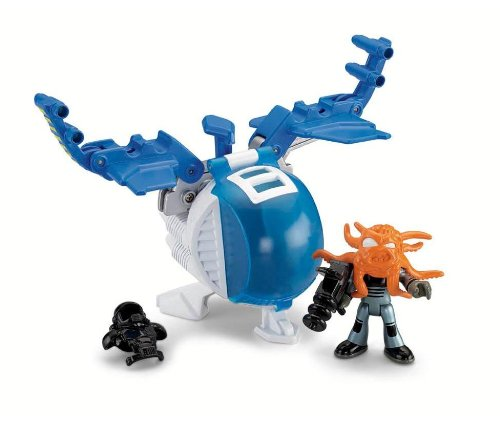 Fisher-Price Imaginext Space Pod (Imaginext Space Pod compare prices)