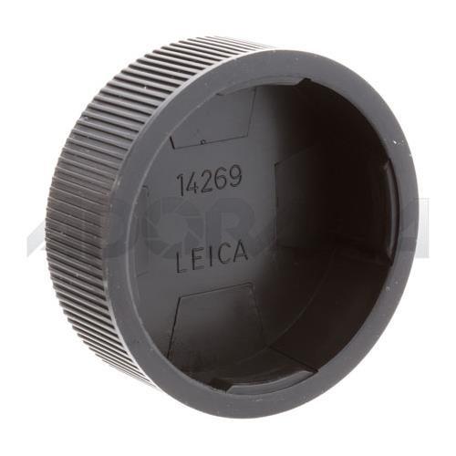 Leica 14269 Rear Cap for Leica M Lenses (Black)