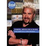 Guy Fieri Diners, Drive-Ins & Dives: The Complete Third Season (3 DVD Set) Season Three