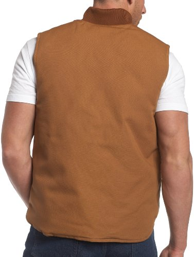 Weste Carhartt V01 Duck Vest Arctic Quilt Lined