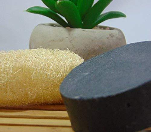Handmade Soap - Tea Tree, Lavender & Lemon - Charcoal Facial Soap