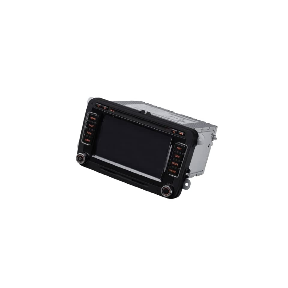 SMARSTAR 6.5 2 Din Touch Screen In Car Auto Radio DVD Player GPS for Volkswagen and SKODA