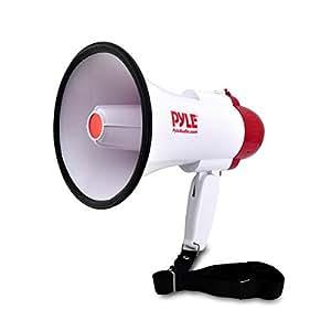 Pyle-Pro PMP30 Professional Megaphone/Bullhorn with Siren