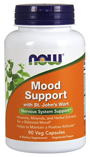 NOW Mood Support,90 Veg Capsules