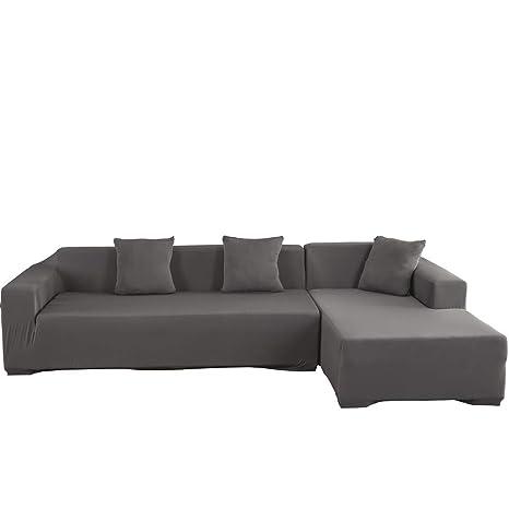 best website 631cf 7548a Amazon.com: QTDJ Anti-Skid Sofa Slipcovers,2-Seater 3-Seater ...