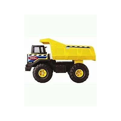 Tonka Retro Classic Steel Mighty Dump Truck by Tonka: Toys & Games