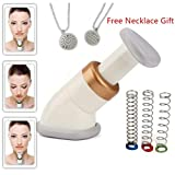 Product review for Neckline Slimmer, Ledteem Portable Neck Exerciser Chin Massager to Reduce Double Chin for Both Men and Women
