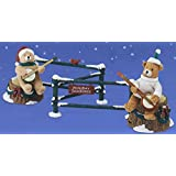 Mr. Christmas Animated Musical Dueling Banjo Bears Decoration #77581