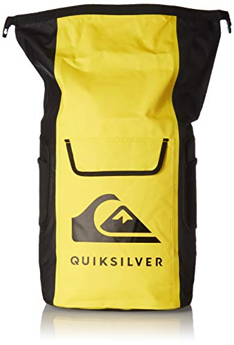 41bAVCOHZxL - Quiksilver Men's SEA STASH II BACKPACK, safety yellow, 1SZ