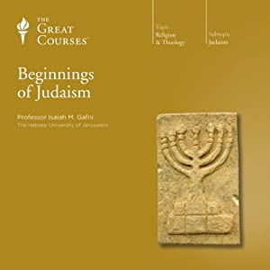 Beginnings of Judaism Vortrag