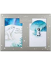 Charity Kerstkaarten van Hallmark - Pack van 12 in 2 schattige Polar Themed Designs