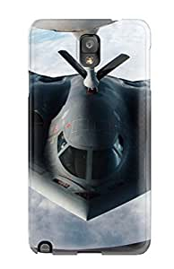 Hot Design Premium TWKaVdy8819SlDmw Tpu Case Cover Galaxy Note 3 Protection Case(b 2 Spirit Bomber)