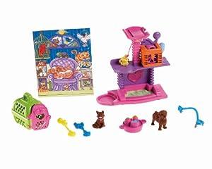 Fisher price loving family hidden room pet care toys games for Fisher price loving family living room