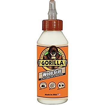 Gorilla Wood Glue, 8 oz.