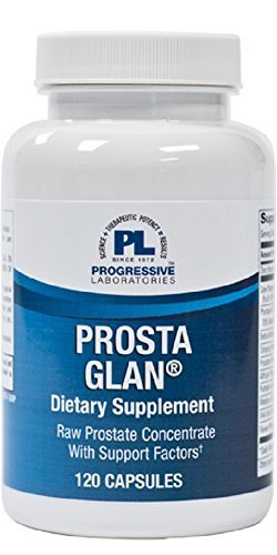 Progressive Laboratories Prosta Glan Dietary Supplement, 120 Count